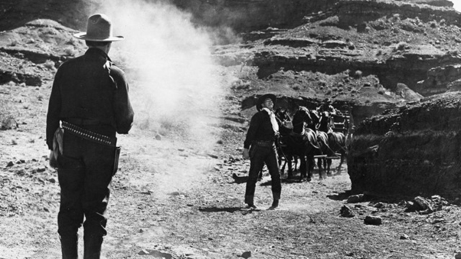 an examination of the character of doc holliday in the film my darling clementine by john ford My darling clementine (1946) , henry fonda , john ford, wyatt earp, my darling clementine (1946) ,  john 'doc' holliday always a educated smart ass.