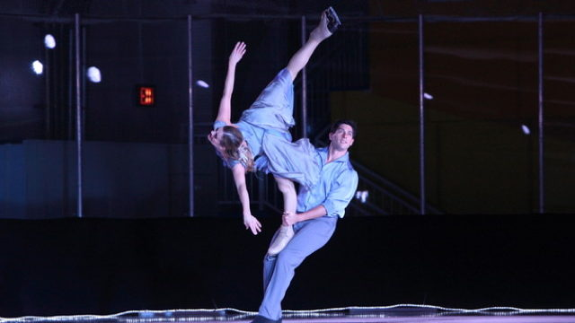 Ice Theatre of NY: Ensemble and Collaboration on Ice