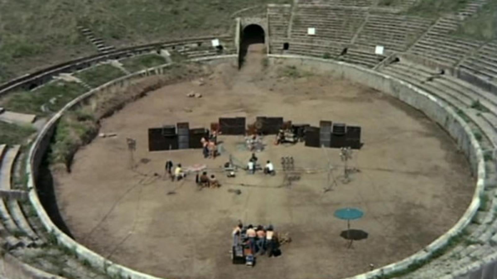Pink Floyd Pompeii : pink floyd live at pompeii film society of lincoln center ~ Vivirlamusica.com Haus und Dekorationen